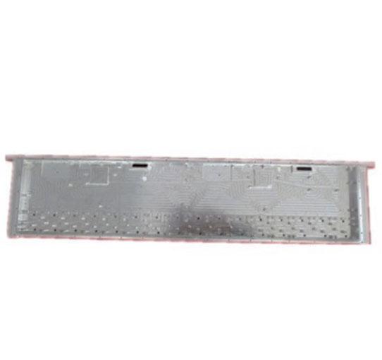 地面雷达水冷板