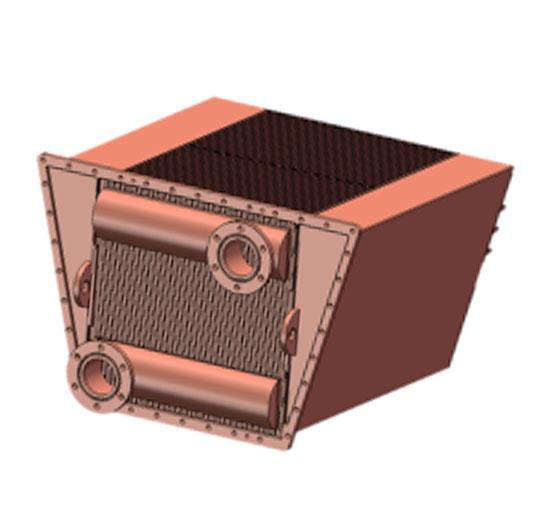 复杂燃机IC循环间冷器